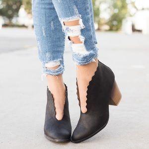 🆕Kira Booties in Black